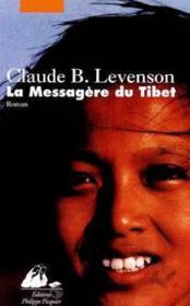Messagere Du Tibet (La) - Couverture - Format classique
