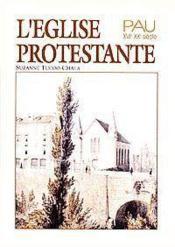 Pau eglise protestante - Couverture - Format classique
