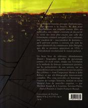 Les nombreuses vies de Maigret - 4ème de couverture - Format classique