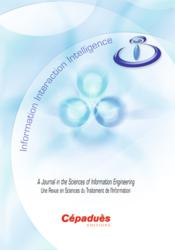 Vente livre :  Information interaction intelligence ; une revue en sciences du traitement de l'information  - Collectif