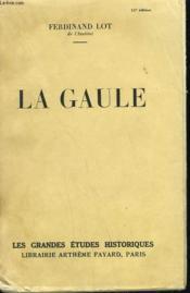 La Gaule. - Couverture - Format classique