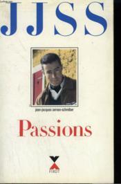 Passions. Tome 1. - Couverture - Format classique