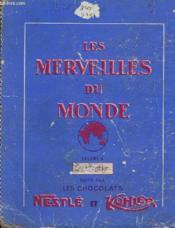 Album D'Images - Les Merveilles Du Monde - Volume 4 - 1957/1958 - Couverture - Format classique