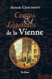 Vienne Contes Et Legendes - Couverture - Format classique