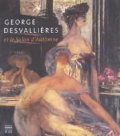 George desvallieres et le salon d'automne - Intérieur - Format classique