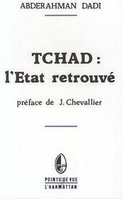 Tchad : L'Etat Retrouve - Intérieur - Format classique