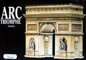 Arc de triomphe Paris - Intérieur - Format classique