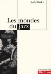 Mondes Du Jazz (Les) - Couverture - Format classique