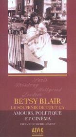 Betsy Blair Le Souvenir De Tout Ca - Intérieur - Format classique