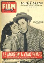 Film Complet N° 498 - Le Mouton A Cinq Pattes - Couverture - Format classique