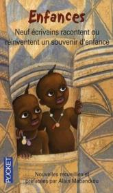 Vente  Enfances  - Collectif - Alain Mabanckou - Collectif/Mabanckou - Collectif/Mabanckou