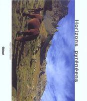 Horizons pyrénéens - Intérieur - Format classique