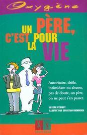 Un Pere, C'Est Pour La Vie - Intérieur - Format classique