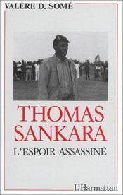 Thomas Sankara, l'espoir assassiné - Intérieur - Format classique