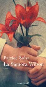 La Signora Wilson - Intérieur - Format classique