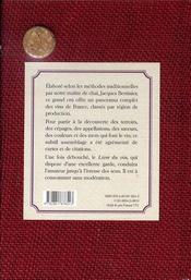 Le livre du vin - 4ème de couverture - Format classique