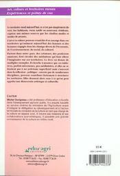 Art, Culture Et Territoires Ruraux - 4ème de couverture - Format classique