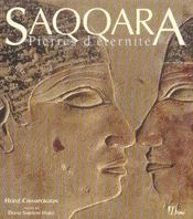 Saqqara, pierres d'eternite - Intérieur - Format classique