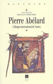 Pierre Abelard - Intérieur - Format classique