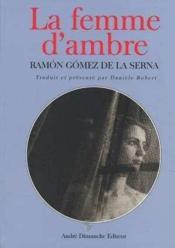 Femme D'Ambre (La) - Couverture - Format classique