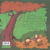 Jungleries - 4ème de couverture - Format classique