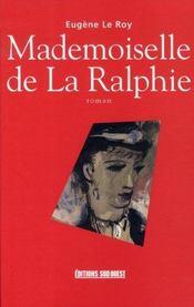Mademoiselle de la ralphie - Intérieur - Format classique
