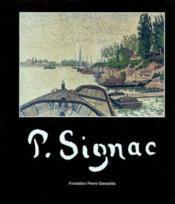 Signac Relie - Couverture - Format classique