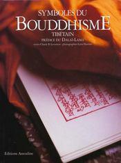 Symboles du bouddhisme tibétain - Intérieur - Format classique