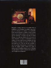 Symboles du bouddhisme tibétain - 4ème de couverture - Format classique