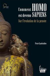 Comment homo est devenu sapiens - Intérieur - Format classique