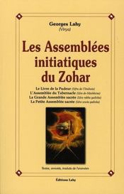 Les assemblées initiatiques du zohar - Intérieur - Format classique