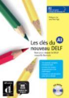Les Cles Du Nouveau Delf A1 - Couverture - Format classique