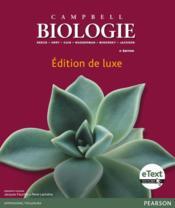 Biologie 9e + Etext, Edition De Luxe Version Erpi - Couverture - Format classique