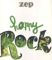 Happy Rock - Couverture - Format classique