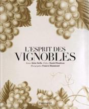 L'esprit des vignobles - Couverture - Format classique