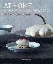 At home with may and Axel Vervoordt - Couverture - Format classique