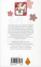 Le pacte des Yôkai t.13 - 4ème de couverture - Format classique