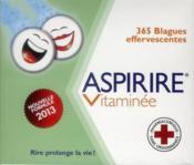 Aspirire vitaminée ; coffret - Couverture - Format classique