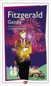 Gatsby - Couverture - Format classique