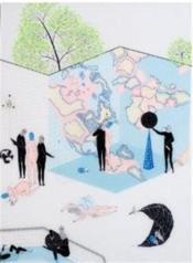 Mark Whalen - Human Development /Anglais - Couverture - Format classique