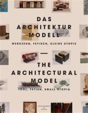 The architectural model - Couverture - Format classique