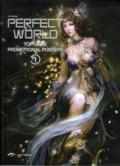 Vente  Perfect world ; top game promotional posters  - Collectif