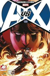 Vente livre :  Avengers VS X-Men N.5  - Brubaker - Collectif
