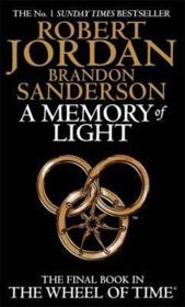 A MEMORY OF LIGHT - WHEEL OF TIME VOLUME 14  - Robert Jordan - Brandon Sanderson