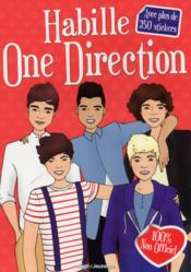 Vente livre :  Habille one direction  - Zoe Bradley - Georgie Fearns