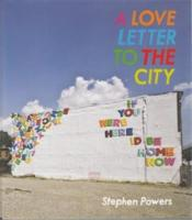 Vente livre :  A love letter to the city  - Powers Steve