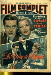 Stars Et Films - Tous Les Jeudis Film Complet N° 146 - Espions Sur La Tamise - La Reine De L'Argent - Couverture - Format classique