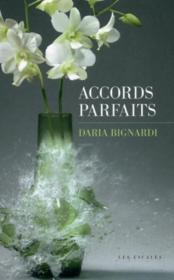 Vente livre :  Accords parfaits  - Daria Bignardi