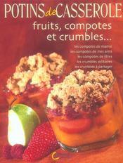 Fruits, compotes et crumbles... - Intérieur - Format classique