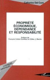 Propriété économique, dépendance et responsabilité - Intérieur - Format classique